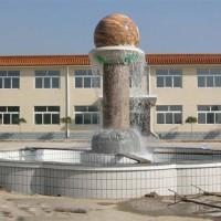 天和雕塑喷泉风水球加工定制价格详情