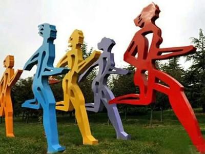 万硕人物不锈钢雕塑加工定制价格详