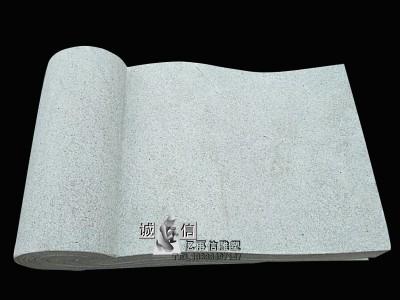 石雕书本书卷现代中式校园广场文化