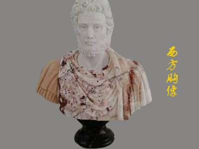 石雕西方人物雕塑汉白玉欧式天使广