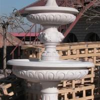 塑奇风水球喷泉加工定制