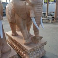 塑奇石雕大象加工定制