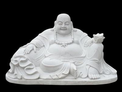 石雕弥勒佛佛像雕塑