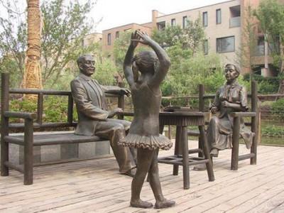 大千铸铜锻铜雕塑加工定制加工详情