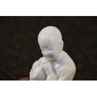 石雕小沙弥小型人物工艺品雕塑