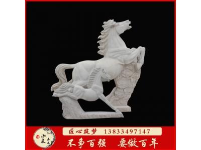 石雕小马雕塑厂家定制销售