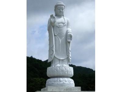 石雕释迦牟尼佛观音雕塑