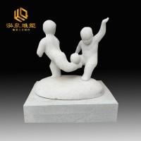 石雕小和尚人物佛像雕塑