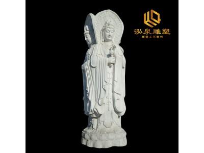 石雕观音佛像工艺品雕刻