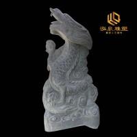 石雕生肖龙动物雕塑