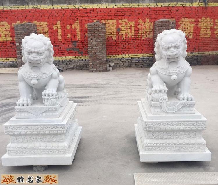 为什么说中国雕刻艺术是从石雕狮子开始的