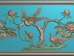 FDZW12-花鸟精雕图下载