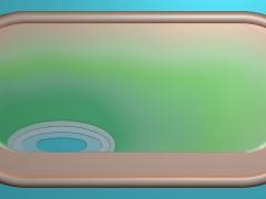 CP079平面茶盘雕刻图案平面茶盘灰度图平面茶盘浮雕图平面茶盘精雕图下载