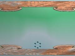CP108木纹茶盘雕刻图案木纹茶盘灰度图木纹茶盘浮雕图木纹茶盘精雕图下载