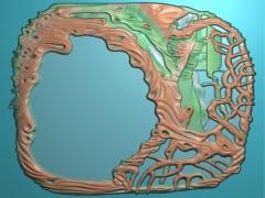 CP120树根茶盘雕刻图案树根茶盘灰度图树根茶盘浮雕图树根茶盘精雕图下载