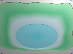CP123梅兰茶盘雕刻图案梅兰茶盘灰度图梅兰茶盘浮雕图梅兰茶盘精雕图下载