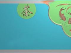 CP186茶盘荷花鱼茶盘雕刻图案茶盘荷花鱼茶盘灰度图茶盘荷花鱼茶盘浮雕图茶盘荷花鱼茶盘精雕图下载