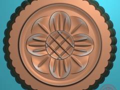 YB001拍饼板雕刻图拍饼板灰度图拍饼板精雕图下载