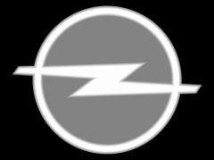 CB021欧宝车标铜铝雕刻图欧宝车标灰度图欧宝车标浮雕图欧宝车标精雕图下载地址