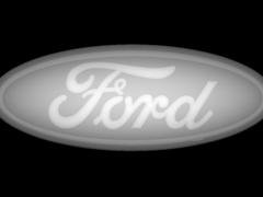 CB039福特车标铜铝雕刻图福特车标灰度图福特车标浮雕图福特车标精雕图下载地址