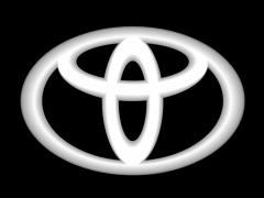 CB040丰田车标铜铝雕刻图丰田车标灰度图丰田车标浮雕图丰田车标精雕图下载地址