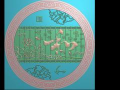HRBJ012- 字体和 摆件浮雕图设计 字体和 摆件雕刻图制作 字体和 摆件精雕图下载地址
