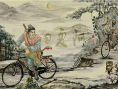"""一个卖假""""画""""的80后画家,凭啥让京东、阿里抢着找他画插画?"""