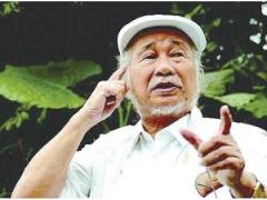 中国著名雕塑家:潘鹤(雕塑家、书画家)