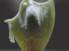 """京津冀雕塑作品展河北曲阳开展 """"技术创新""""成主题"""