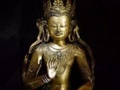 古代青铜佛像非常有价值。古代青铜佛像的具体市场分析