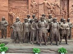 """""""铸铜雕塑后期维护方案"""""""