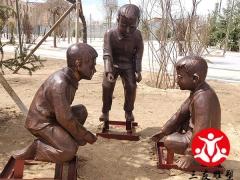 雕塑 焦作公园青铜雕塑厂家的服务,放心可靠。三友雕塑服