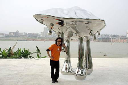 公共雕塑艺术_雕塑的艺术特征_公共环境雕塑