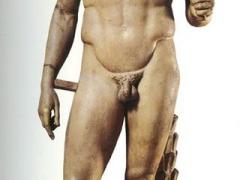 雕塑艺术欣赏 古希腊雕塑的原始之美