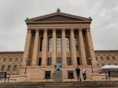 什么是雕塑艺术 92岁盖里改建了费城艺术博物馆:除了安静,还有什么