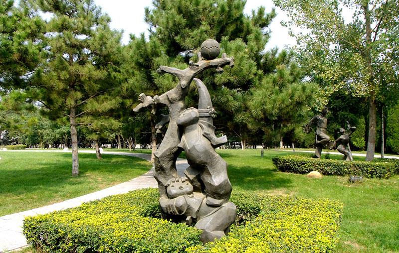 景观雕塑艺术