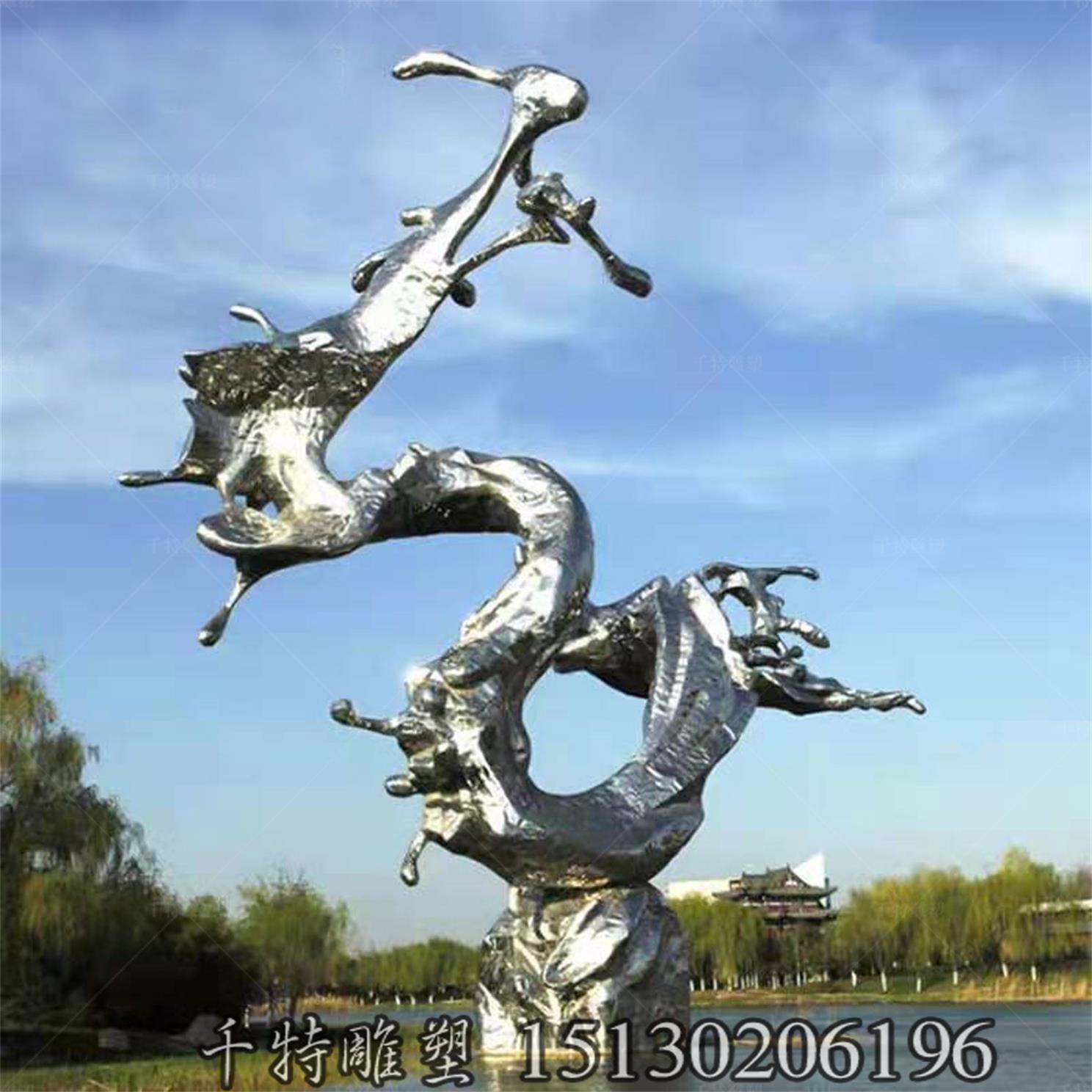 艺术泥雕塑_不锈钢雕塑校园雕塑_校园雕塑艺术