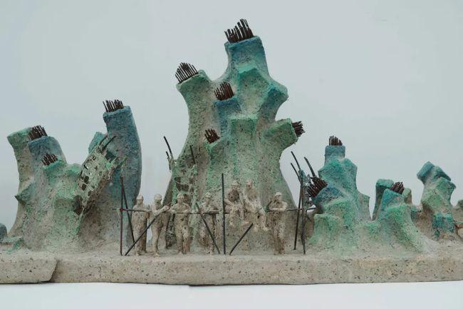 公共雕塑艺术_公共雕塑论文_雕塑的艺术特征