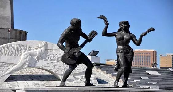 中央美院雕塑馆_广州市荫远雕塑壁画艺术有限公司_长春雕塑艺术馆