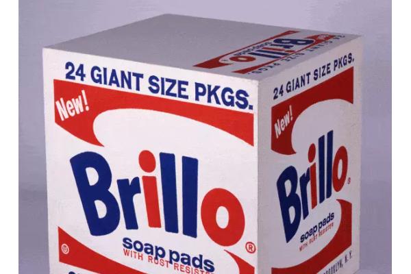 《布里洛包装盒》安迪·沃霍尔-纽约现代艺术博物馆(MoMA)