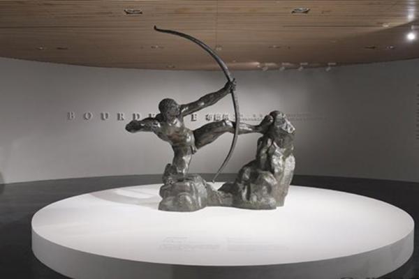 布德尔-法国雕塑大师