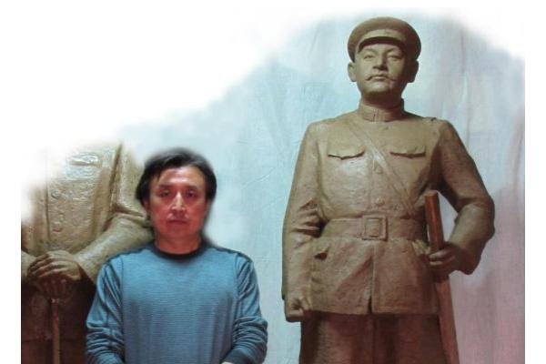 要鸿鹏-著名雕塑家