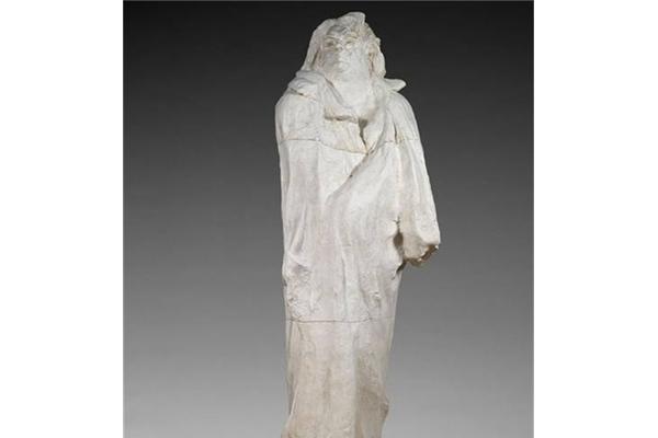 《巴尔扎克》罗丹|人物雕塑