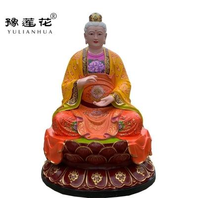 无生老母神像寺院庙宇雕塑像老母娘神像大型无极老母神像厂家
