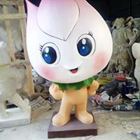 BLG1114-玻璃钢彩绘卡通雕塑生产厂家