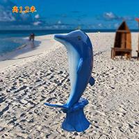 BLG1812-玻璃钢卡通动物雕塑生产厂家
