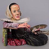 BLG2039-玻璃钢卡通人物雕塑报价