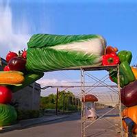 BLG2326-玻璃钢蔬菜雕塑厂家