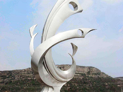 BXG1501-不锈钢雕塑定制