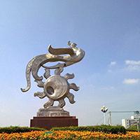 BXG1771-不锈钢雕塑生产厂家